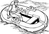Gumový člun