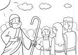 Kniha Exodus 11
