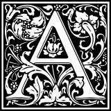 Písmeno A
