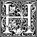 Písmeno H