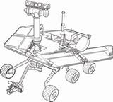 Vozítko na Marsu
